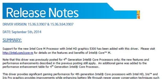 Intel-Update
