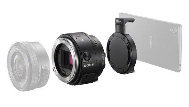 Sony、交換できるレンズスタイルカメラ『ILCE-QX1』発表―予約価格とスペック、発売日 #IFA2014