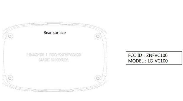 LG製、3G通信対応スマートウォッチ『LG-VC100』がFCC通過―2014年末にもリリースか、サイズほか