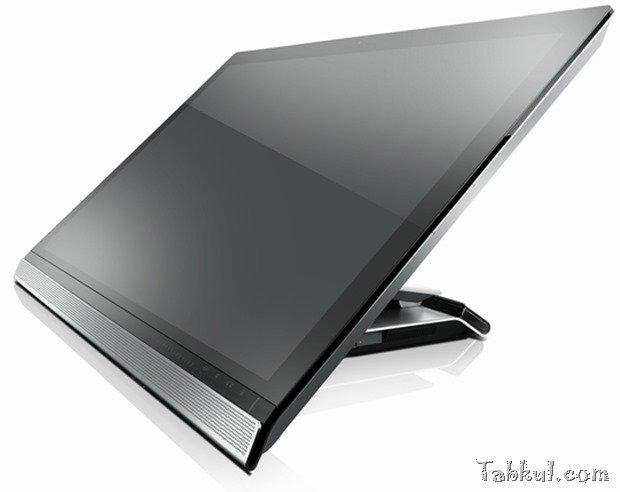 Lenovo、Android搭載28型4K液晶スマートモニター『ThinkVision 28』発表―スペックと価格、発売日ほか