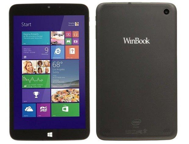 フルサイズUSB搭載、約1.5万円の8型Windowsタブレット『WinBook TW801』発売―スペックほか