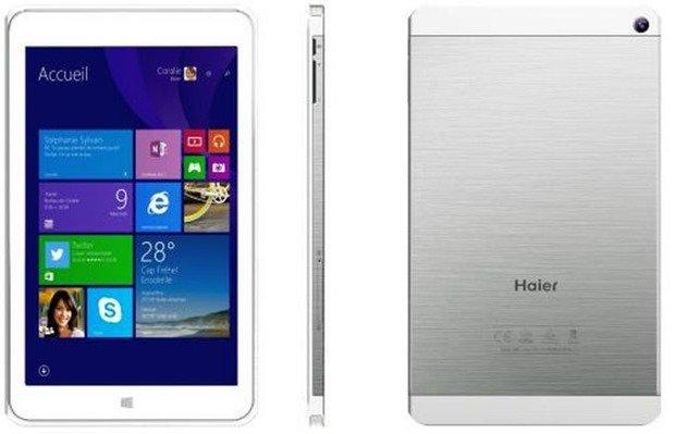 199ユーロ/8型Windowsタブレット『HaierPad W81』発表、一部スペックと画像 #IFA2014