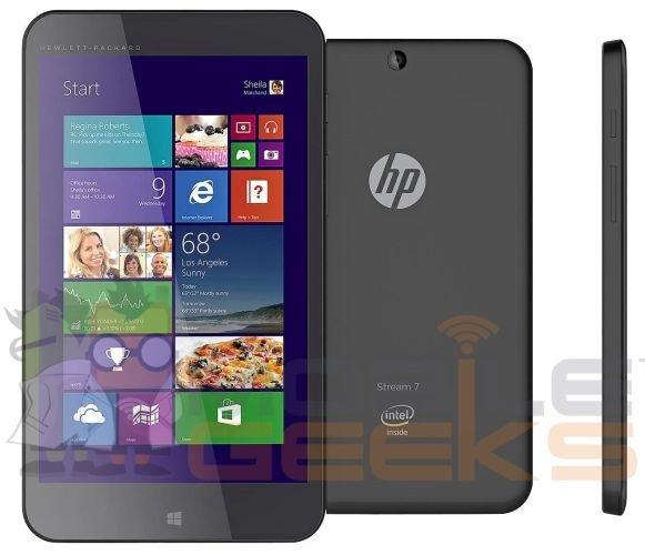 7型Windowsタブレット『HP Stream 7』のスペックと価格などがリーク #IFA2014