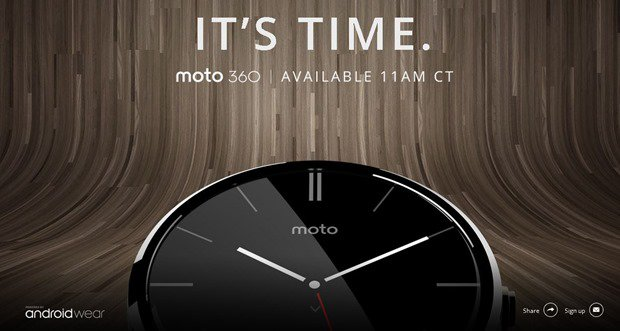Motorola、スマートウォッチ『Moto 360』正式発表―価格と発売日、スペック #IFA2014