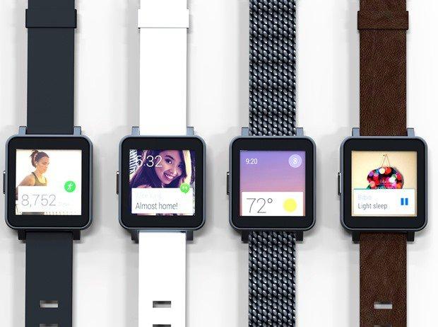 約1.5万円でNFC&GPS搭載、Android Wearスマートウォッチ『Com 1 smart watch』がIndiegogoに登場―価格やスペック、発売日ほか