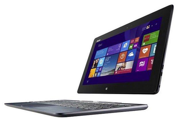 HDDなしで薄型軽量化された2in1『ASUS TransBook T100TAM』発表、スペック比較
