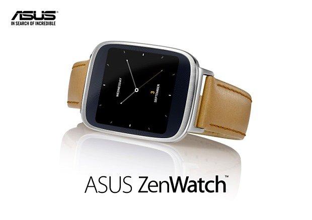 ASUS、新製品発表イベント10/28開催―スマートウォッチ『ZenWatch』日本発売へ