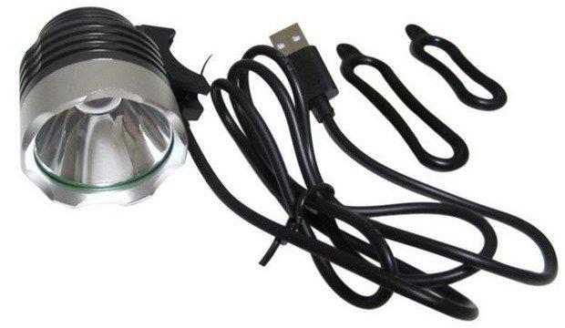 1200ルーメン!「CREE XML-T6」搭載USBライト購入、開封~試用レビュー