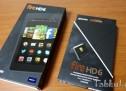 6型『Amazon Fire HD 6タブレット』と専用カバー購入、開封レビュー/初代Kindle Fire HDとサイズ比較