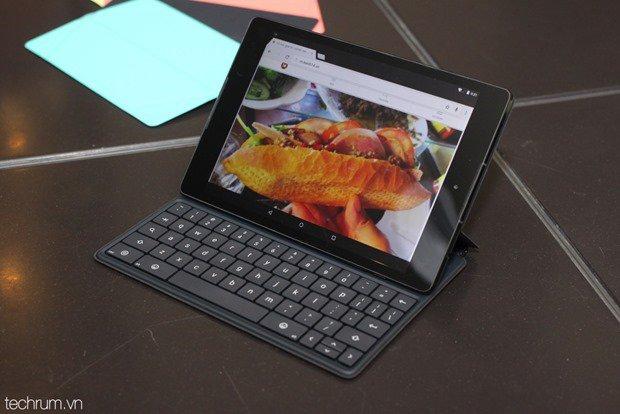 未発売『Nexus 9』と専用キーボードの画像が公開