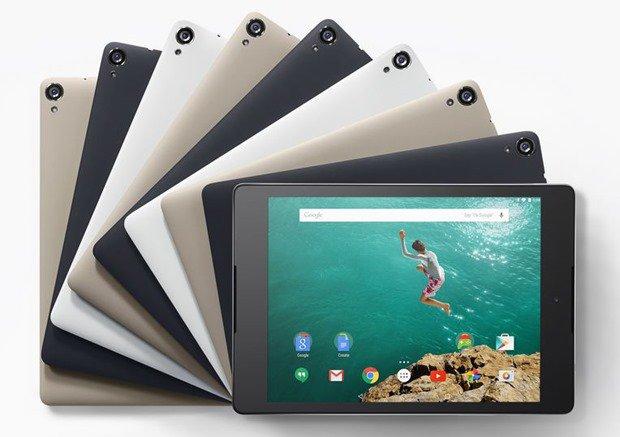HTC、『Nexus 9』の日本における販売価格を発表―日米の価格差や発売日にズレ、LTEモデルほか