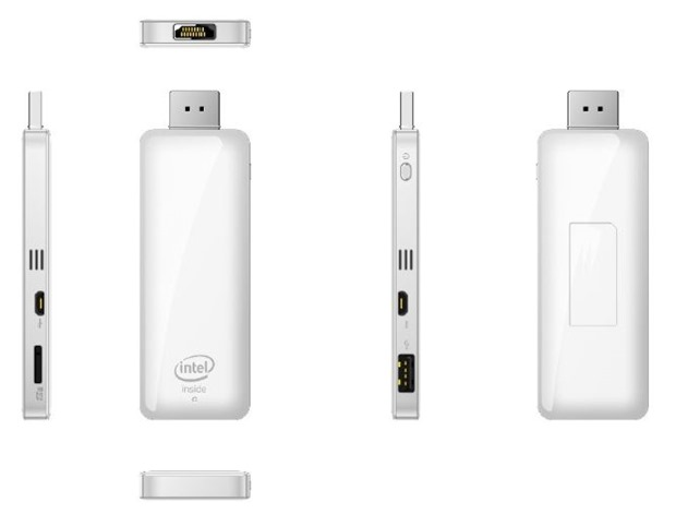 MeeGoPad、110ドルのAtom搭載スティック型PC発売―Windows 8.1対応