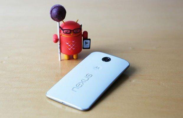 『Nexus 6』は価格649ドル~、10月下旬よりGoogle Playで予約開始