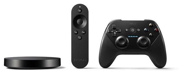 Google、Android TV搭載STB『Nexus Player』発表―スペックほか