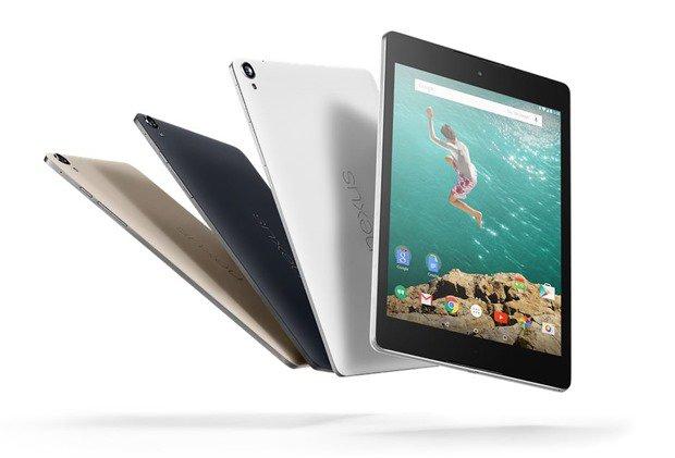 Nexus 9/Xperia Z3 Tablet Compact/YOGA Tablet 2 8の3機種スペック比較、Nexus 9を注文した話