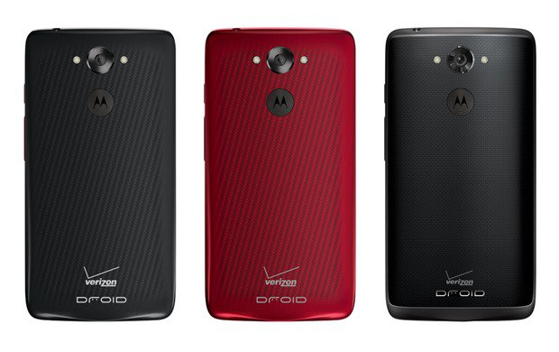 Verizon、ハイエンド5.2型『DROID Turbo』発表―Nexus 5/6とスペック比較