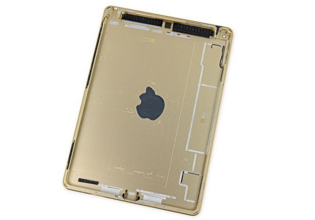 『iPad Air 2』分解でバッテリー縮小とRAM 2GB/NFC搭載が明らかに