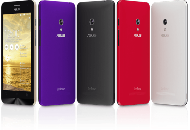 ASUS、LTE対応『ZenFone 5』(A500KL)の日本発売を発表―発売日やスペックほか