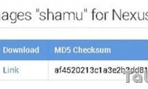 Google、Nexus 6 (Shamu)向けAndroid 5.0 (LRX21O)ファクトリーイメージを公開