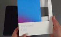 『Nexus 9 キーボード付ケース』のハンズオン動画