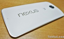 Nexus 6 到着、購入・開封レビュー