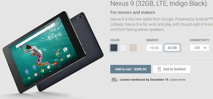 Nexus9-LTE