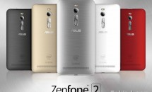 ASUSが5.5型ZenFone 2(ZE551ML)発表、RAM4GB/2.3GHz 64bitなどのスペックと価格199ドル~ #CES2015