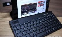 8型『VivoTab Note 8』でトラックボール付きキーボード『TK-FDP021BK』を試す