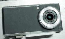 1型センサー搭載スマートフォン『Lumix DMC-CM1』のハンズオン動画 #CES2015