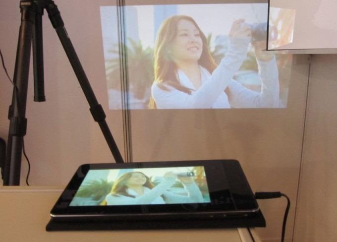ProjectorPad-P70