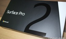 Surface Pro 2 &タイプカバー2 購入レビュー、開封~実際に使った感想