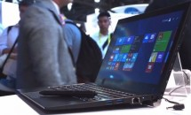 Surface Pro 3対抗の『TOSHIBA Portege Z20T』ハンズオン動画 #CES2015