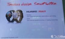 ファーウェイ、Android Wear搭載『Huawei Watch』をMWC 2015で発表へ/スマートウォッチ