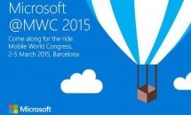 Microsoft、MWC 2015でプレスカンファレンス開催、ライブ中継も実施