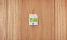 東芝、NFC経由で閲覧できるSDHCカードを2/21発売と発表
