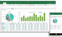 MS、スマホ~84型まで使える『Office for Windows 10』プレビュー版を公開