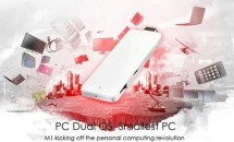 遂にデュアルOS!スティック型PC『Aoluguya M1』登場、スペックと価格