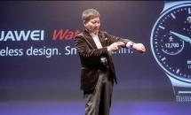 日本も発売、ファーウェイが『Huawei Watch』発表/追加スペックと特徴