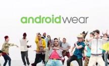 Android Wearの新しいCM動画が公開/スマートウォッチ