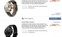 高額と伝わる『Huawei Watch』、実は米国で349ドル~399ドルほどの可能性