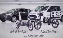 フォード、DAHON協力の折り畳み電動アシスト自転車など2モデル披露 #MWC2015