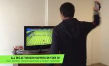 スマホやスマートウォッチを振ってテニスを楽しむ、Androidアプリ『Motion Tennis Cast』配信開始