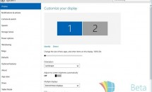Windows 10で従来のコントロールパネル廃止、「PC設定」に統合