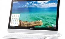 Acer、Chrome OS搭載21.5型『Chromebase』発表/スペック