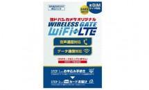 ヨドバシ、MNP転出1.1万円のワイヤレスゲートWi-Fi+LTE音声通話プラン予約開始/注意点とメリット