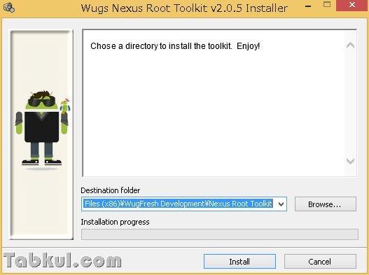 Nexus-Root-Toolkit-v2.0.5-install
