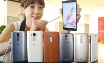 スタイラスペン内蔵5.7型スマホ『LG G4 Stylus』発表、スペック
