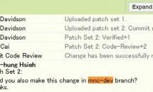 『Android M』の内部コードネーム、MNC(Macadamia Nut Cookie)か