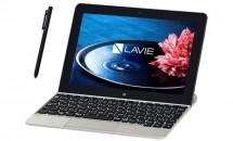 NEC、音声操作アプリとデジタイザペン付属10.1型Windowsタブレット『TW710/BBS』『TW710/BAS』発表/スペック・価格・発売日