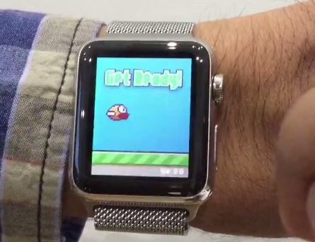 Apple-Watch-Flappy-Bird-Clone